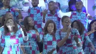 Choral Compassion And Sœur Carole   Tozo Matissa Niveau ( Ta Grandeur B One ) 2017