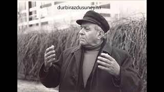 MANUS BABA ~KARANFİL KOKUYOR CİGARAM