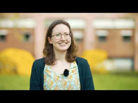 Marianne Kjendseth Wiik i SINTEF forteller om forskning på utslippsfrie byggeplasser.