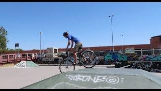 Biking Around Seville, Spain!