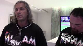 BRET HART WOULD WRESTLE JOHN CENA; JIM NEIDHART TALKS TAG TEAM WRESTLING; THE HART FOUNDATION