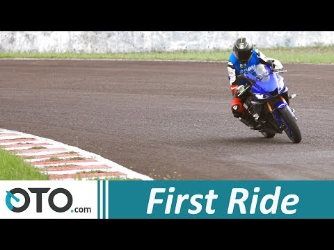 Yamaha R25 2018 | First Ride | Sports Bike Yang Menyenangkan | OTO.com