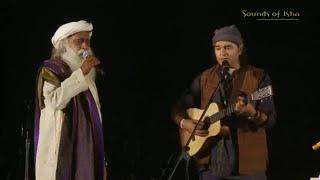 Sadhguru's Duet with Mohit Chauhan -