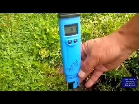 Medidor de conductividad directo en suelo HI98331