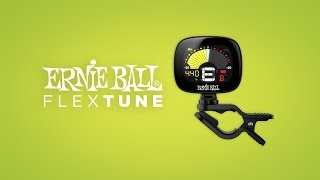 Ernie Ball FlexTune Video