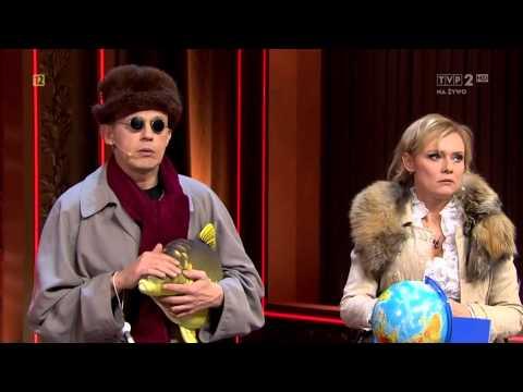 Kabaret pod Wyrwigroszem - Slalom przepisowy