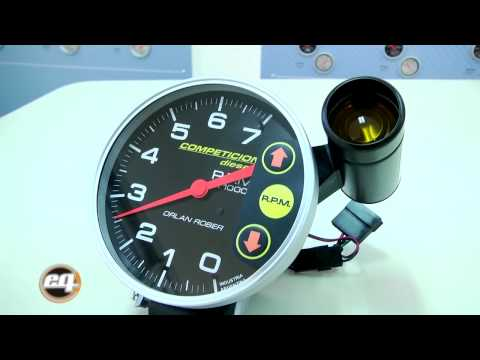 Tacómetros 125mm Orlan Rober (primera parte)