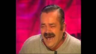 Смех Смех старого испанца