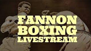 FANNON INTERNATIONAL BOXING: SPENCE V PORTER | CRAWFORD V BROOK | ESPN P4P LIST