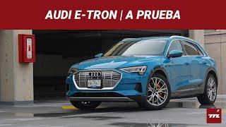 Audi e-tron, a prueba: un gadget gigante en forma de SUV eléctrico