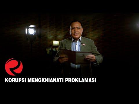 [PUISI] Korupsi Mengkhianati Proklamasi, Karya Firli Bahuri