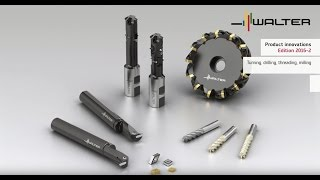 Precision tools product innovations 2016-2 turning, drilling, threading, milling