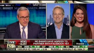 Fox Business: Electric Grid Cybersecurity & Facebook Wants Financial Data