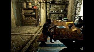 The Elder Scrolls V: Skyrim. Дом Теплых Ветровю Прохождение от SAFa