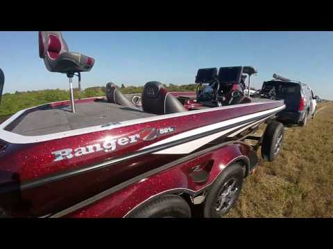 New 2017 Ranger Z521C Review and Tour with test drive and fish catch!