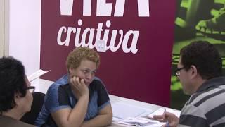 Vila Criativa da Vila Nova recebe cerca de 100 inscrições no primeiro dia