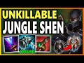 YOU CAN 39 T ESCAPE FROM FROZEN MALLET SHEN S9 Shen Jungle Gameplay Unranked to Challenger EP 23
