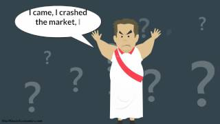 The Stock Market Crash of 1987 (Black Monday) Explained in One Minute