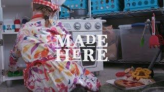 Made Here | Mrs. Fakleys Fun Felt Food