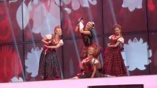 Donatan & Cleo - My Słowianie - We Are Slavic - Poland - Eurovision 2014 - Semi-final 2