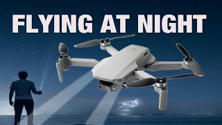 You NEED To Know This BEFORE You Fly a Drone at Night!!