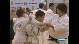 мастер-класс японских чемпионов по дзюдо