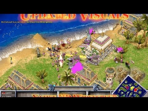 Age of Mythology Extended Edition Steam Gift GLOBAL - 1