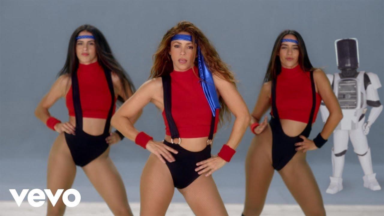 Black Eyed Peas, Shakira — Girl Like Me