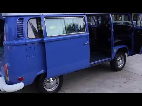 Video of '72 Westfalia Camper - OPEB