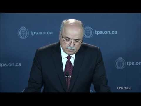 Arrest in Sexual Assault Cold Case | @TorontoPolice Det. Ali Ansari