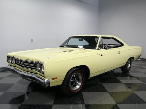 Video of '69 Road Runner - LHNO