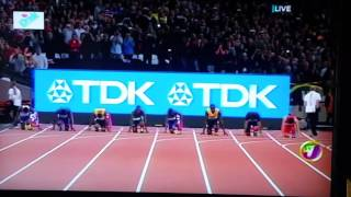 Usain Bolt London 2017