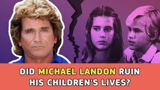 Michael Landon children's tragic real-life stories | ⭐OSSA