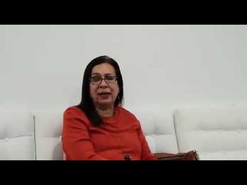 Encargada de negocios de Venezuela para Malasia y Tailandia, Morella Barreto López habla sobre la situación en Venezuela
