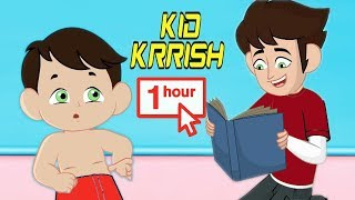 Kid Krrish Full Movie | kid Krrish Movie 1 | Full Movie in Hindi | Hindi Cartoons For Children - Download this Video in MP3, M4A, WEBM, MP4, 3GP