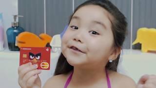 Жми и закажи карту Angry Birds от Astana Banki прямо сейчас!