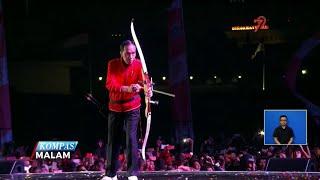 Acara Hitung Mundur Asian Games 2018 Resmi Dibuka di Jakarta