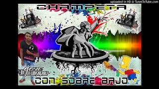 FUEGO   WILFRAN CASTILLO Y KOFFEE EL KAFETERO CHAMPETA CON SOBRE BAJO DJ JOSE