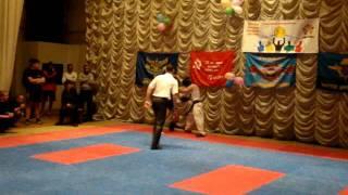 Киокушин против бокса