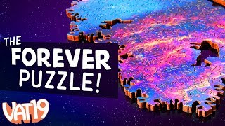 This Jigsaw Puzzle goes on FOREVER