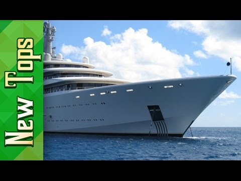 Top 10 Most Expensive Yachts in the World - New Tops