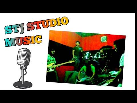 STJ studio Wafiq azizah versi band