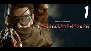 9 Yıllık Koma | Metal Gear Solid Phantom Pain Bölüm 1