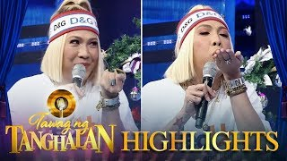 Tawag ng Tanghalan: Vice makes a wish on confetti