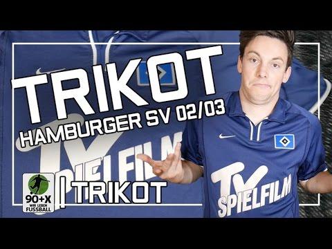 Hamburger SV Away-Trikot | Saison 2002/03 | Trikot-ReviewFolge 3