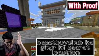 Playing in the world of beastboyshub in hindi | beastboyshub minecraft gameplay in hindi