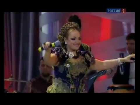 """Н.Кадышева и """"Золотое кольцо"""" - Красивая"""