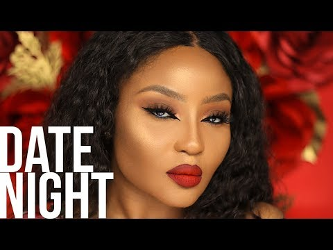 Soft Sultry Sexy Date Night Makeup + 90s R&B Jams