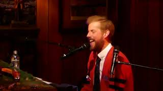 High Dive Andrew McMahon Pen and Piano Tour Milwaukee, WI