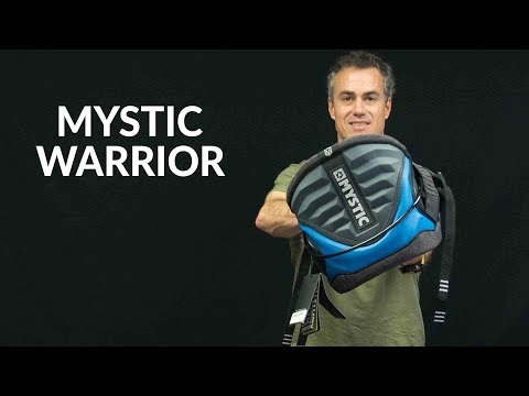 2018 Mystic Warrior Kiteboard Review